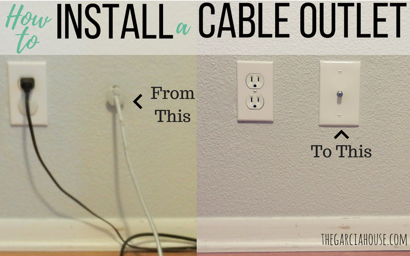 Diy Cable Outlet