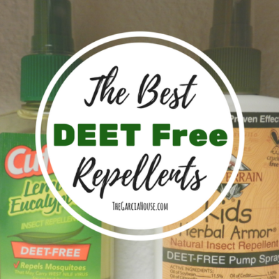 Do Mosquito Repelling Plants Work? (+DEET Free Repellents!)