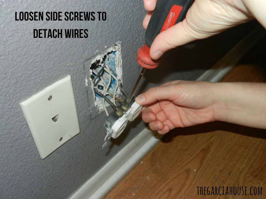 $10 Upgrade to Recessed Outlets & Push Furniture Against the Wall (5 ...