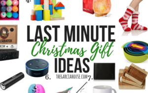 Last Minute Christmas Gifts!